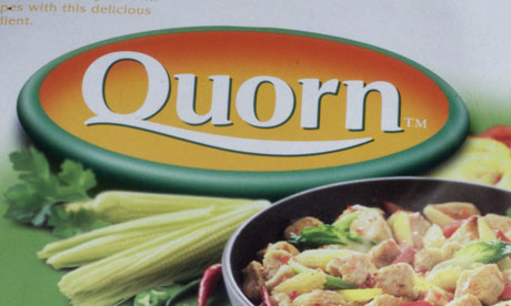 Quorn packet