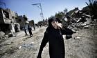 Zanna resident, Gaza