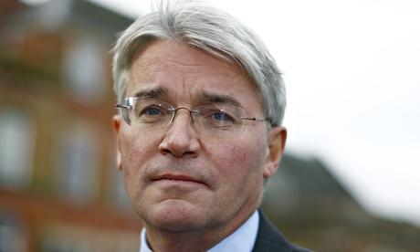 MP Andrew Mitchell