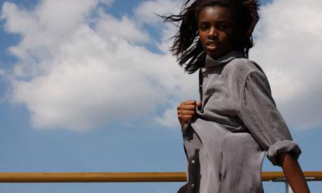 Model Leomie Anderson