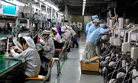 The real price of an iPhone 5 and life in the Foxconn factory