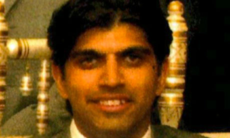 Dilawar Ravjani, ringleader of the &pound;176m 'carousel fraud' VAT scam