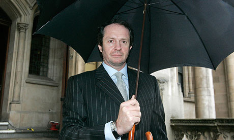 Scot Young , property tycoon who has been jailed in