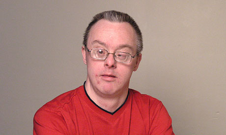 Stephen Knight, actor with Down's syndrome - Other Lives