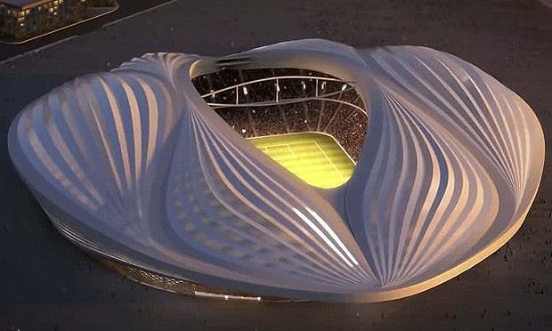 Zaha Hadid 39 S Sport Stadiums 39 Too Big Too Expensive Too