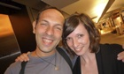 kidnapped Italian aid worker Giovanni Lo Porto and his university friend Sarah Neal.