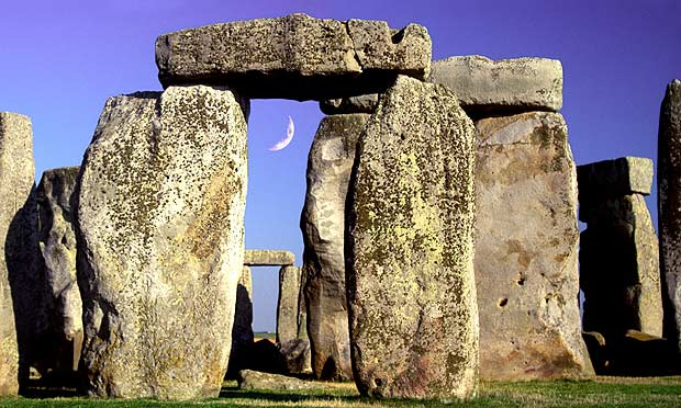 Stonehenge May Have Been Burial Site For Stone Age Elite