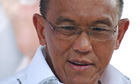 Indonesian tycoon Aburizal Bakrie, who has been  battling Nathaniel Rothschild for control of Bumi