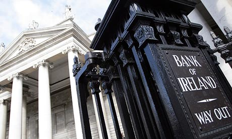 A Bank of Ireland branch in Dublin.