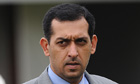 Trainer Mahmood al-Zarooni, who has admitted giving banned anabolic steroids to 11 Godolphin horses