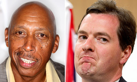 Jeffrey Osborne and George Osborne – separated at birth.