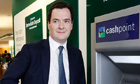 George Osborne, the chancellor, can't wait to take some money out of Lloyds.