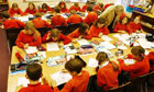 National Audit Office predicts admissions will rise 240,000 this year due to the demographic bulge