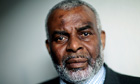 Neville Lawrence, father of Stephen Lawrence,