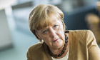 Angela Merkel, the German chancellor and Europe's most powerful politician