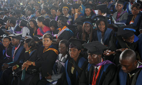 Nigerian graduates