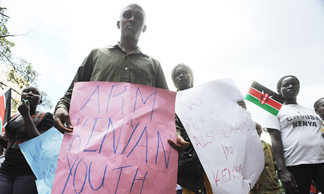 kenya somalia rally