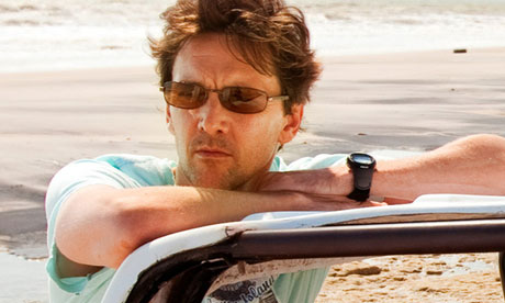 Andrew McCarthy on his travels