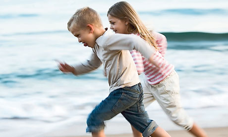 girl and boy: