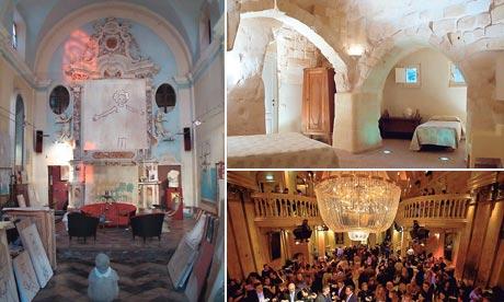 deconsecrated churches composite