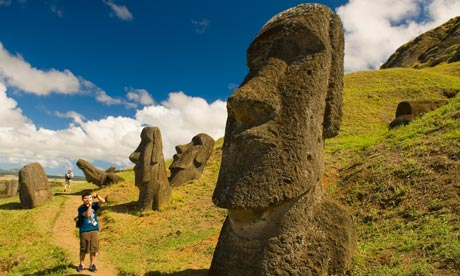 Images of What Country Is Easter Island - The Miracle of Easter