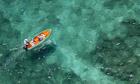 Guadeloupe fishing boat