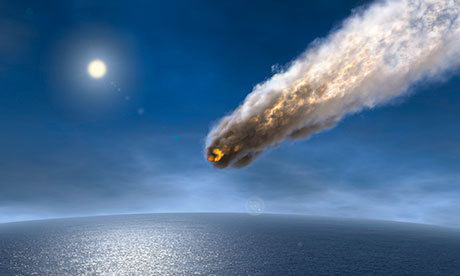 asteroid meteor search