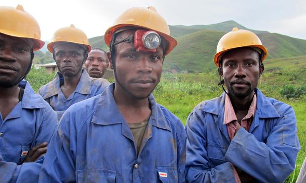 Conflict Minerals Congo Say Congo Miners | World