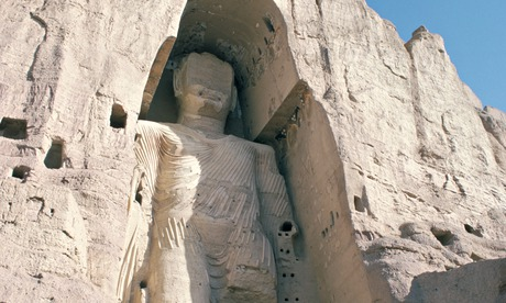 Colossal Buddha at Bamiyan