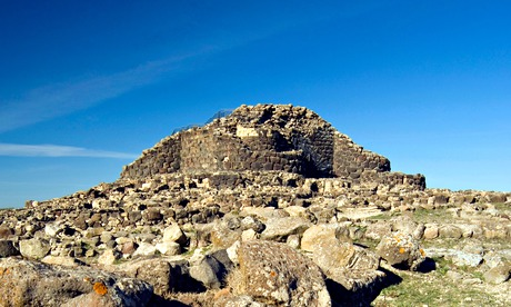 Was Sardinia home to the mythical civilisation of Atlantis?