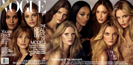 Vogue May 2009 Cover