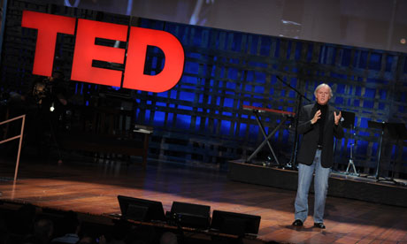 James Cameron at TED
