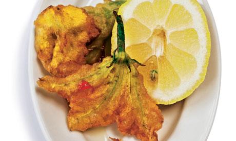 Nigel Slater Fiori Fritti recipe