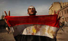 Anti-Government Protesters in Cairo