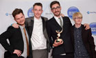 Mercury Prize music awards