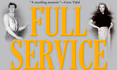 Book jacket of Full Service by Scotty Bowers