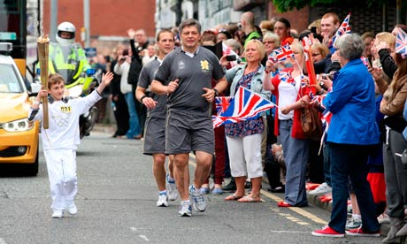 Day 14 - Olympic Torch Relay