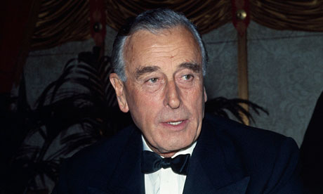 Portrait of Lord Mountbatten