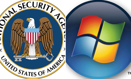 NSA and Microsoft