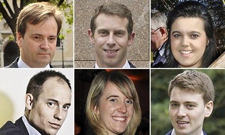 Next generation of British politics
