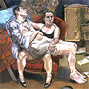 Detail from Shipwreck by Paula Rego