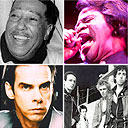 Duke Ellington, James Brown, the Clash and Nick Cave