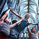 English National Ballet perform Organ and Dance at Westminster Abbey