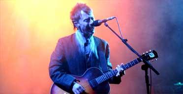 Radiohead at Glastonbury 2003