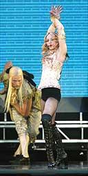 Madonna, live summer 04