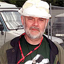 John Peel at Glastonbury 1999