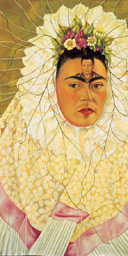 Diego on my Mind by Frida Kahlo