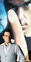 Robbie Williams, 2005