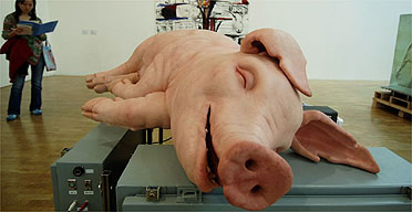 Paul McCarthy Mechanical Pig