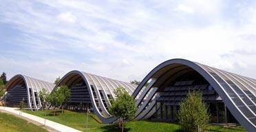 Centre Paul Klee, Bern, Switzerland, by Renzo Piano